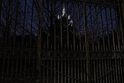 Coats through the gates