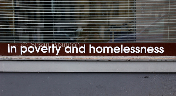 In Poverty and Homlessness