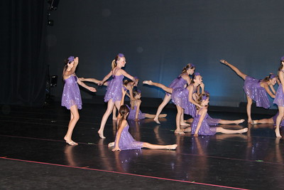 The Dance Project Dress Rehearsal 1