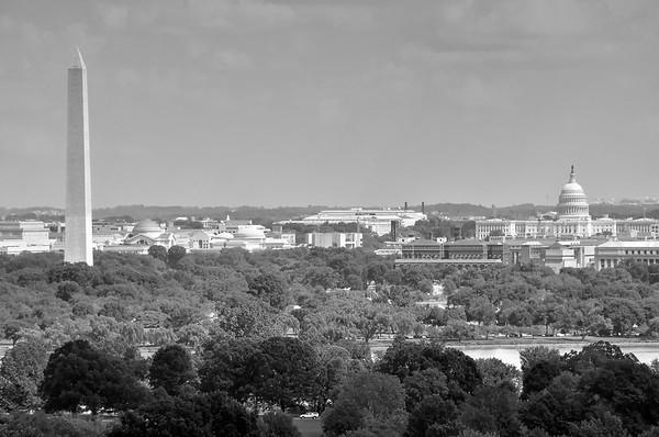 Washington Across the Potomac