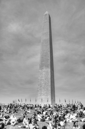 Washington Monument on the National Mall
