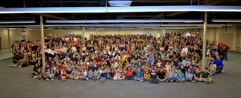 Church Group Picture 2019