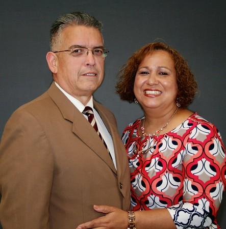 Northeast El Paso, Tx - Rene & Norma Ybarra