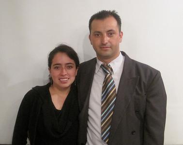 Puebla, Mex. - Esteban & Gaby Frias