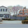 Two rented cottages in Saybrook CT where the James T. Lacey MD family stayed for 2-3 weeks in  the 1940 summers. Long Island Sound (on the Connecticut coast) was a block away. This photo was taken in the 1980s. View a video about our Saybrook life in the Family Flicks Gallery.