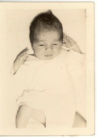 Maureen Ann Lacey, our daughter who died in infancy.