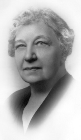 Grandmother Emily VanCleve, mother of Charlotte VanCleve Lacey