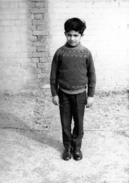 Ahsan Iqbal at 59 Sabir kamal Shaheed Road, Sialkot.