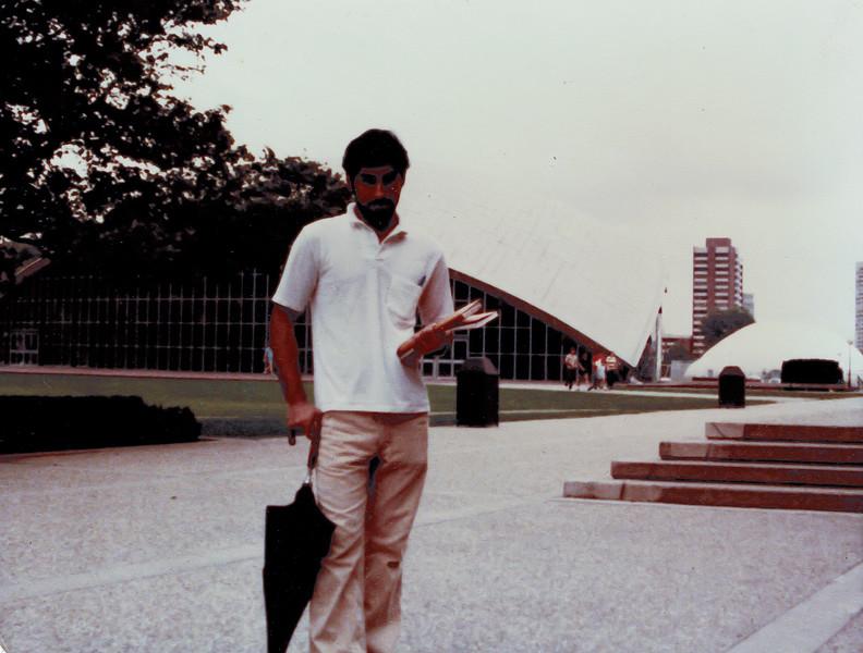 Asjad visiting MIT
