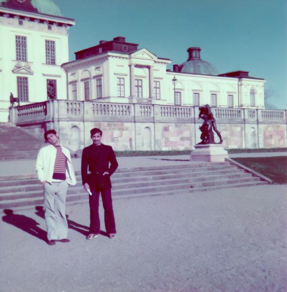 Puttu and Joji in Sweden