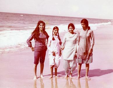 Saadia, Khawla, Ghazala and Saamia