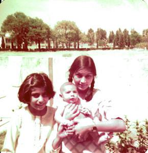 Amaara, Bisma and Haider