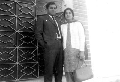 Qadir and Razia