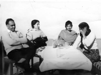 Yusuf, Razia, Khalida and unknown.