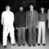 Abaji, Asjad, Amer and Ahsan on Amer's departure to Ankara, Turkey