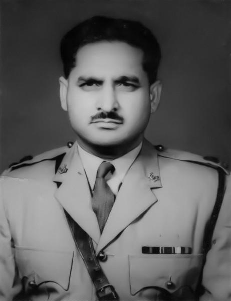 Maj. Zaffar Iqbal