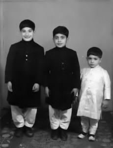 Amer, Asjad and Ahsan