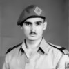 Zaffar Iqbal Meyer at Pakistan Military Academy