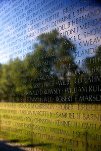 The Vietnam Veterans Memorial is a national memorial in Washington, D.C. which honors U.S. service members of the U.S. armed forces who fought in the Vietnam War, service members who died in service in Vietnam/South East Asia, and those service members who were unaccounted for (Missing In Action) during the War.