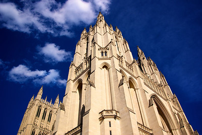 The Washington National Cathedral, officially named the Cathedral Church of Saint Peter and Saint Paul, is a cathedral of the Episcopal Church located in Washington, DC.