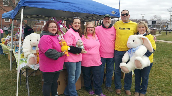 Enfield's 3rd annual Egg Hunt