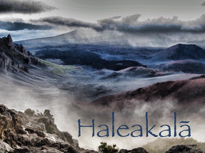 Haleakala Mountain Park