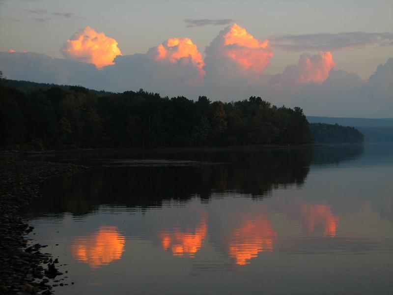 Canadice Mirror #1, Canadice Lake NY.