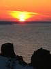 Surreal sunset 2, Chimney Bluffs NY.