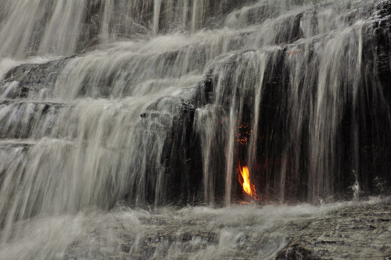 Eternal Flame Falls 111611 18-wow reflections behind falls DSC_0951