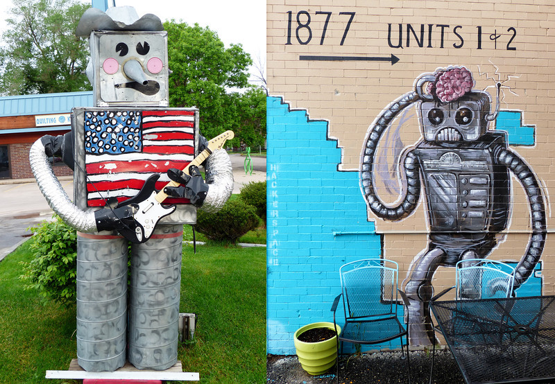They like their robots in Denver, and so do we :)
