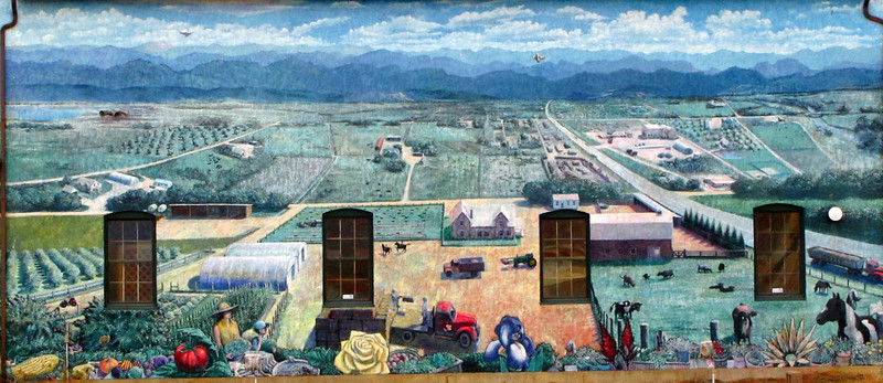 Penrose Colorado, Hwy 115 - November 2012