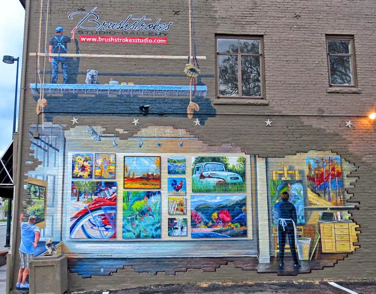 Art store, Denver Colorado