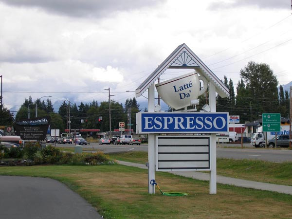 Sedro-Wolley - Washington - August 2005
