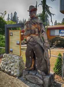 Cowboy Coffee - Packwood Washington - August 18, 2018