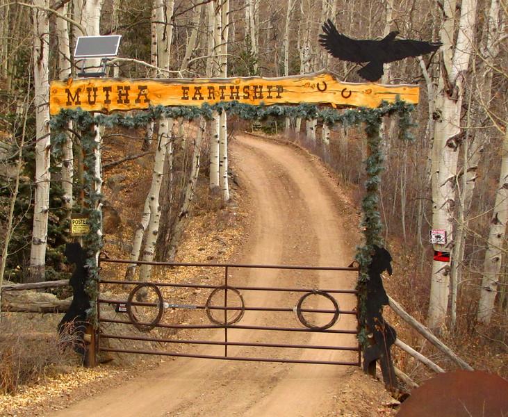 Gold Camp Road  - Colorado - November 2012