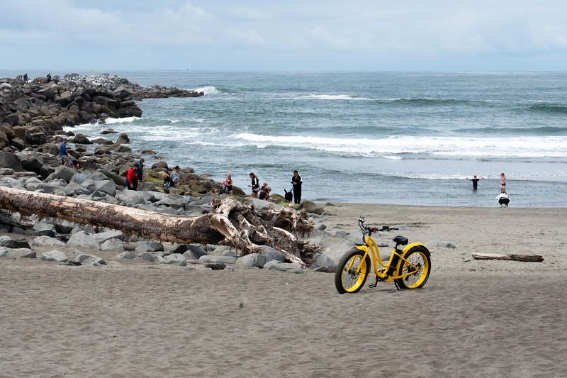 Ocean Shores, Washington 2019.
