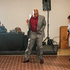 Alan Stevenson doing James Brown moves.... Really Sir, Really?