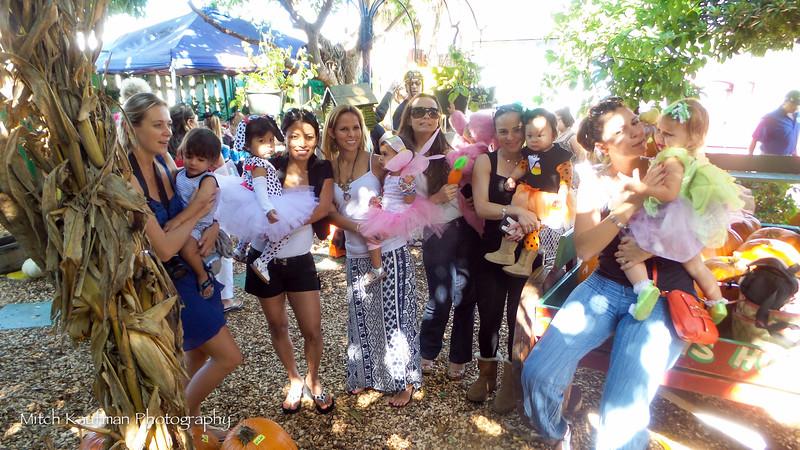 The Girls Halloween 2014-10