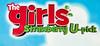 The Girls Strawberry U-pick Logo