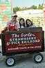 The Girls Strawberry U-Pick Railroad