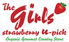 The Girls Organic Logo-