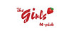 The Girls U-pick Logo