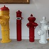 Antique Fire Hydrants