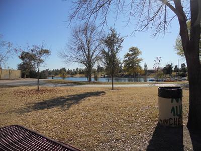 Kiwanis Park and the trip to Sedona