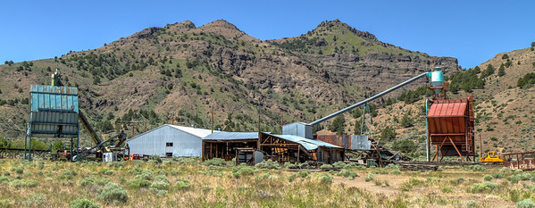 117 Surprise Valley Lumber Company, Cedarville, California