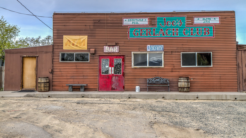 075 Joe's Gerlach Club, Gerlach, Nevada