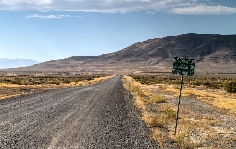 018 High Rock Road at Sand Pass Road