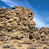 071 Limestone tufa towers, Winnemucca Lake