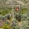 "094 Black Rock Hitching Post Wedding Chapel by DeWayne ""Doobie"" Williams, Guru Road, Nevada"