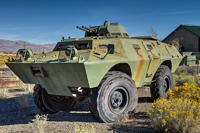 043 Sierra Army Depot, Herlong, California